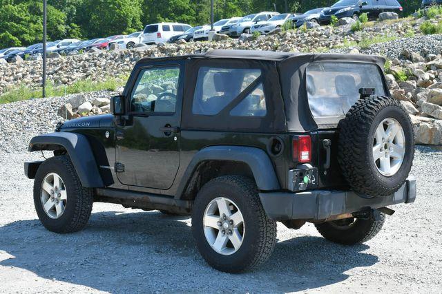 2007 Jeep Wrangler Rubicon Naugatuck, Connecticut 4
