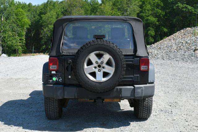 2007 Jeep Wrangler Rubicon Naugatuck, Connecticut 5