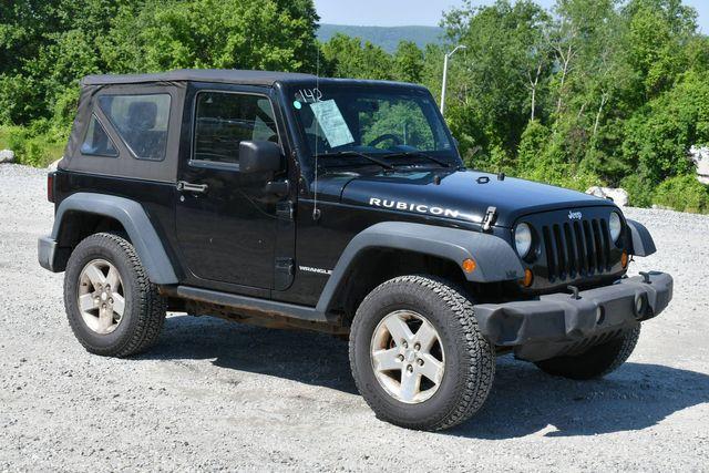 2007 Jeep Wrangler Rubicon Naugatuck, Connecticut 8