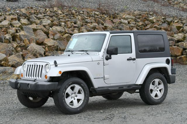 2007 Jeep Wrangler Sahara Naugatuck, Connecticut 2