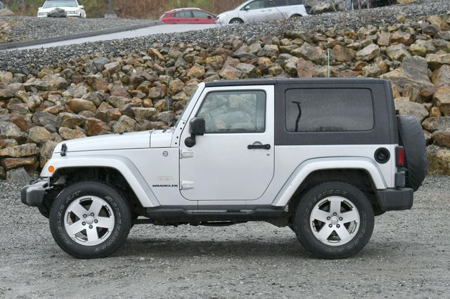 2007 Jeep Wrangler Sahara Naugatuck, Connecticut 3