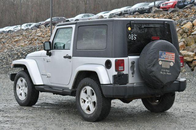 2007 Jeep Wrangler Sahara Naugatuck, Connecticut 4
