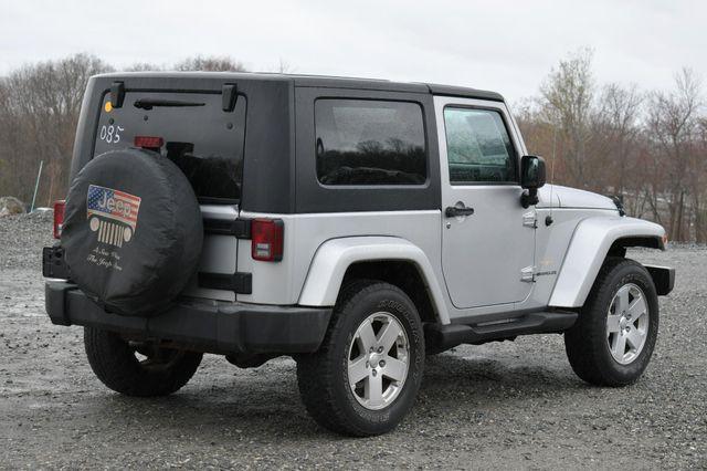 2007 Jeep Wrangler Sahara Naugatuck, Connecticut 6