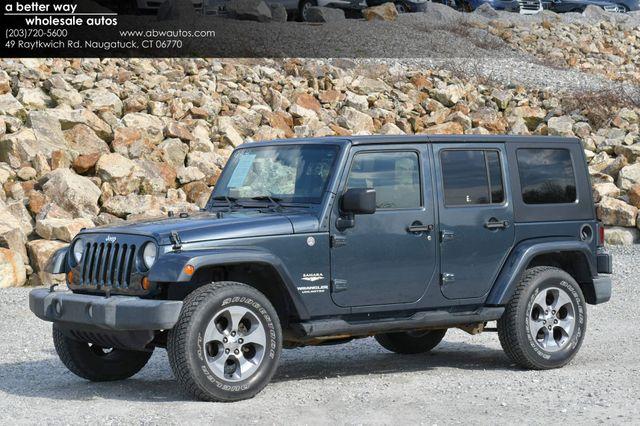2007 Jeep Wrangler Unlimited Sahara Naugatuck, Connecticut