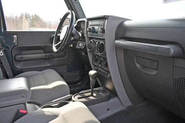 2007 Jeep Wrangler Unlimited Sahara Naugatuck, Connecticut 11