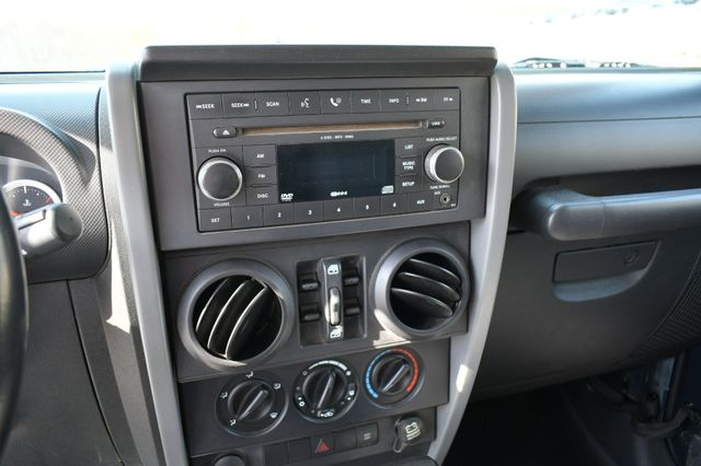 2007 Jeep Wrangler Unlimited Sahara Naugatuck, Connecticut 17