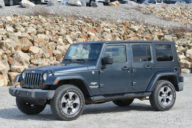 2007 Jeep Wrangler Unlimited Sahara Naugatuck, Connecticut 2