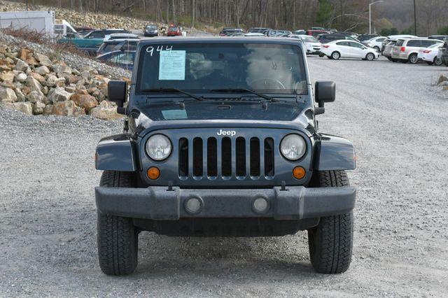 2007 Jeep Wrangler Unlimited Sahara Naugatuck, Connecticut 9