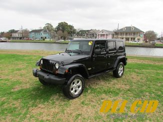 2007 Jeep Wrangler Unlimited Sahara in New Orleans, Louisiana 70119