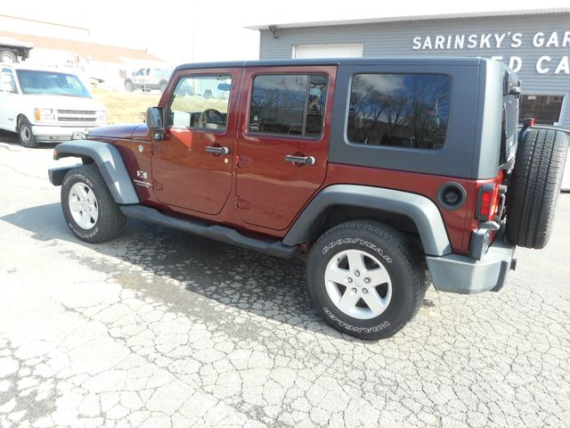 2007 Jeep Wrangler Unlimited X New Windsor, New York 2