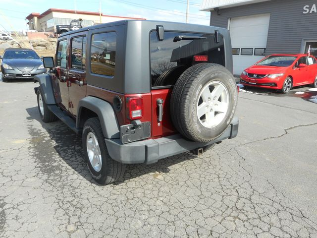 2007 Jeep Wrangler Unlimited X New Windsor, New York 3