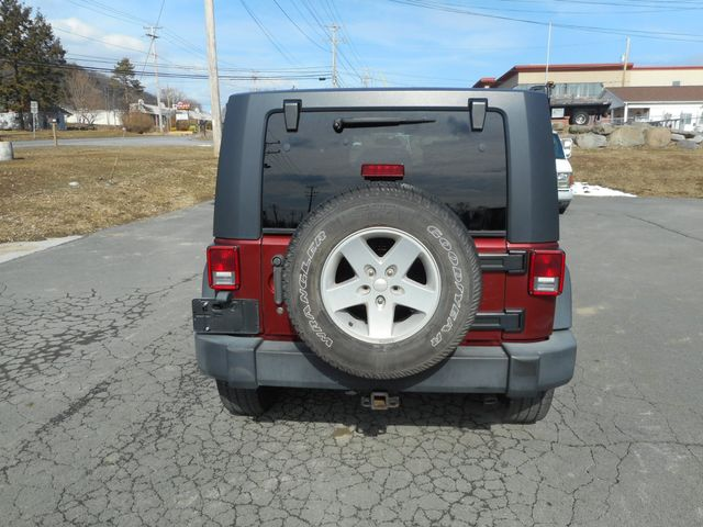 2007 Jeep Wrangler Unlimited X New Windsor, New York 4