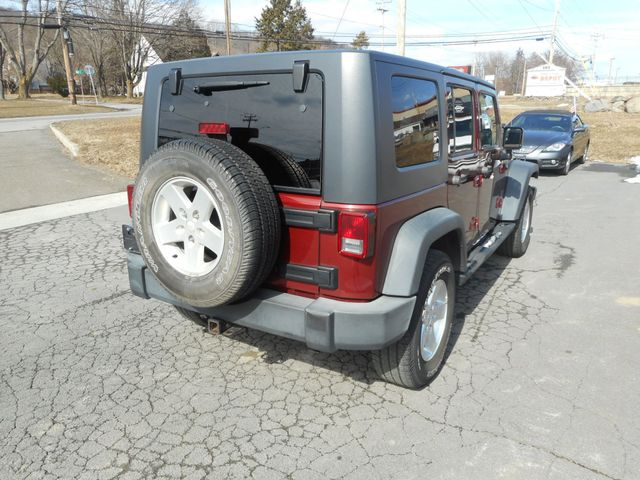 2007 Jeep Wrangler Unlimited X New Windsor, New York 5