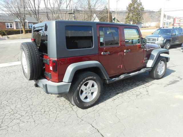 2007 Jeep Wrangler Unlimited X New Windsor, New York 6