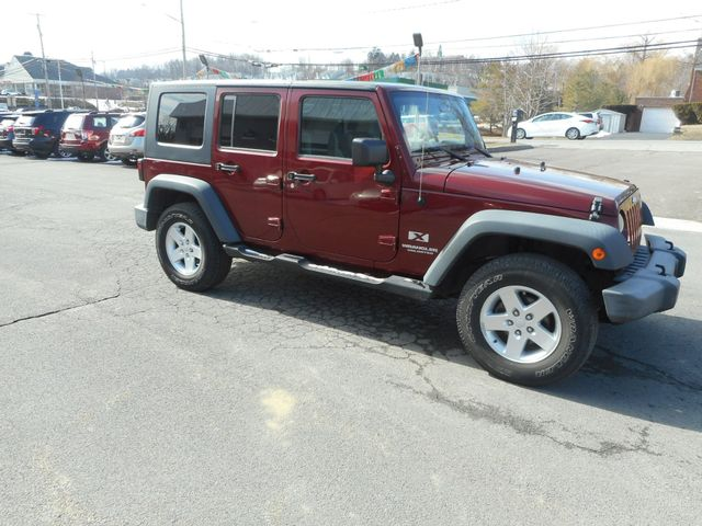 2007 Jeep Wrangler Unlimited X New Windsor, New York 8