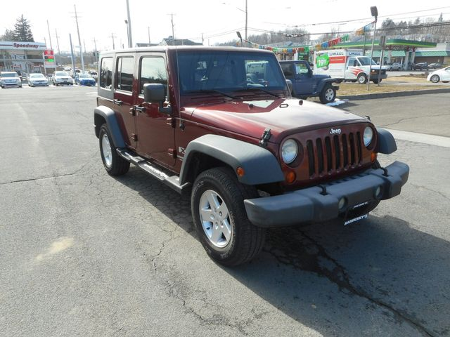 2007 Jeep Wrangler Unlimited X New Windsor, New York 9