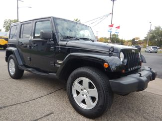 2007 Jeep Wrangler Unlimited Sahara in Oakdale, Minnesota 55128