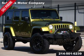 2007 Jeep Wrangler Unlimited Sahara in Plano, TX 75093