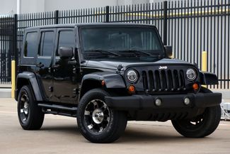 2007 Jeep Wrangler Unlimited Sahara* Hard Top* Auto* 4x4* Ez Finance* | Plano, TX | Carrick's Autos in Plano TX