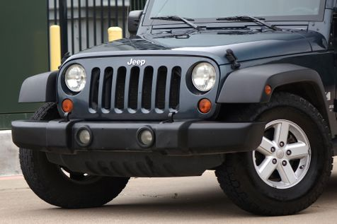 2007 Jeep Wrangler Unlimited X* 2 WD* Automatic* EZ Finance** | Plano, TX | Carrick's Autos in Plano, TX