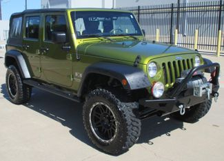 2007 Jeep Wrangler Unlimited * Only 28k Miles * LIFTED * Winch * NICE in Plano, Texas 75093