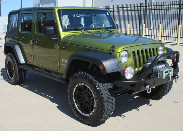 2007 Jeep Wrangler Unlimited * Only 28k Miles * LIFTED * Winch * NICE