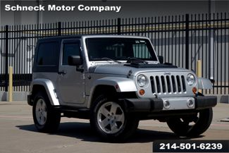 2007 Jeep Wrangler Sahara in Plano, TX 75093