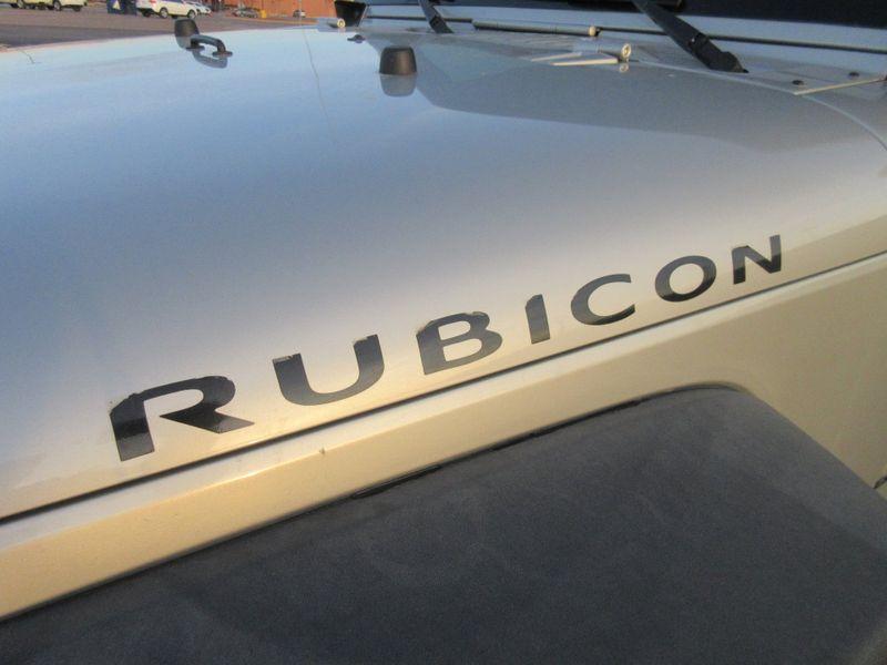 2007 Jeep Wrangler Rubicon 4x4  Fultons Used Cars Inc  in , Colorado