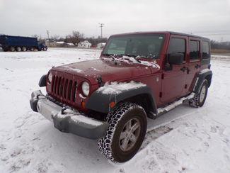 2007 Jeep Wrangler Unlimited X Ravenna, MI 1