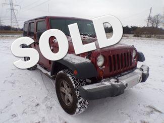 2007 Jeep Wrangler Unlimited X Ravenna, MI