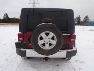 2007 Jeep Wrangler Unlimited X Ravenna, MI 3