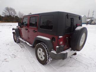 2007 Jeep Wrangler Unlimited X Ravenna, MI 4