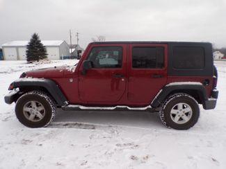 2007 Jeep Wrangler Unlimited X Ravenna, MI 5