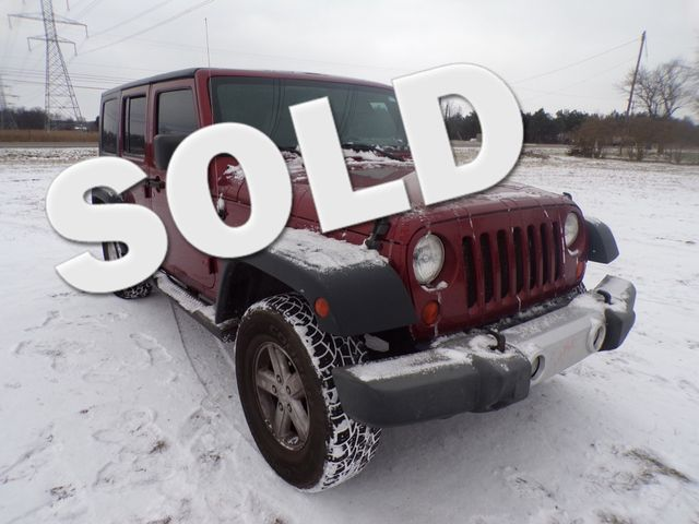 2007 Jeep Wrangler Unlimited X Ravenna, MI