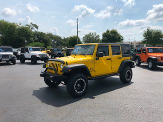 2007 Jeep Wrangler Unlimited X Riverview, Florida 3