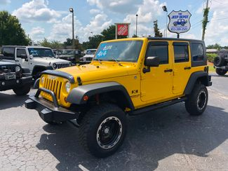 2007 Jeep Wrangler Unlimited X Riverview, Florida