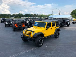 2007 Jeep Wrangler Unlimited X Riverview, Florida 5