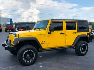 2007 Jeep Wrangler Unlimited X Riverview, Florida 9
