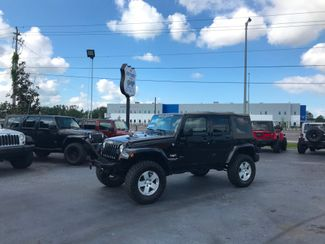 2007 Jeep Wrangler Unlimited Sahara Riverview, Florida