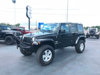 2007 Jeep Wrangler Unlimited Sahara Riverview, Florida 1