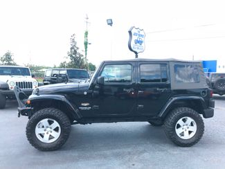 2007 Jeep Wrangler Unlimited Sahara Riverview, Florida 2