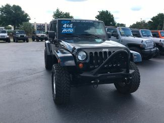2007 Jeep Wrangler Unlimited Sahara Riverview, Florida 8