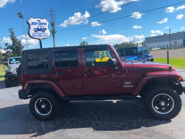 2007 Jeep Wrangler Unlimited Sahara Riverview, Florida 3