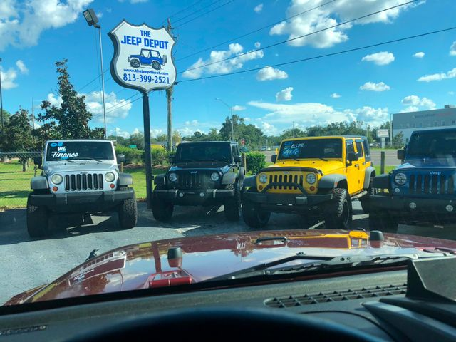 2007 Jeep Wrangler Unlimited Sahara Riverview, Florida 7