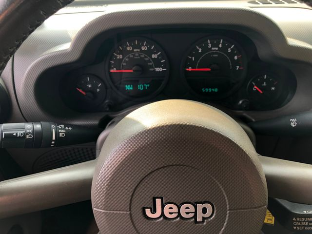 2007 Jeep Wrangler Unlimited X Riverview, Florida 4
