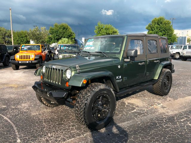 2007 Jeep Wrangler Unlimited X Riverview, Florida 6