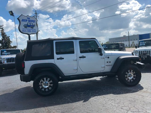2007 Jeep Wrangler Unlimited X Riverview, Florida 12