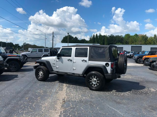 2007 Jeep Wrangler Unlimited X Riverview, Florida 8
