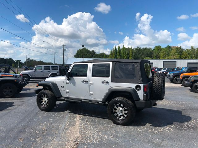 2007 Jeep Wrangler Unlimited X Riverview, Florida 10