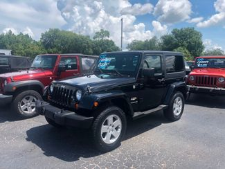 2007 Jeep Wrangler Sahara in Riverview, FL 33578